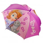 Chapéu de chuva automático Princesa Sofia