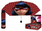 Chapéu de Chuva dobrável 50cm Ladybug