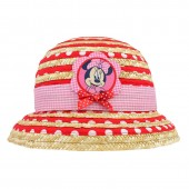 Chapeu Minnie mouse Disney natural