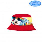 Chapéu Sol Panamá Mickey