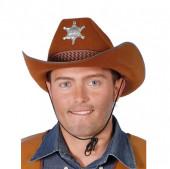 Chapéu Xerife Castanho