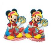 Chapéus Mickey Super Pilotos 6 Und