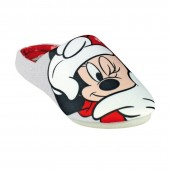 Chinelo pantufa quarto Disney Minnie