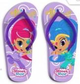 Chinelo Praia Shimmer e Shine - Princess