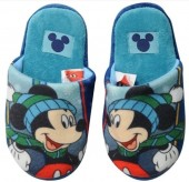 Chinelo quarto com Mickey Mouse