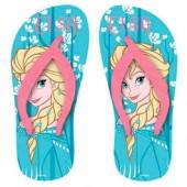 Chinelos Azuis Frozen Disney 10 Und