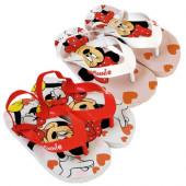 Chinelos com Elástico Minnie Disney Sortido