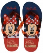 Chinelos Disney Minnie - Hello Summer