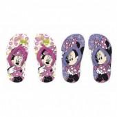 Chinelos Flip Flop Minnie Disney - Sortido