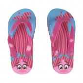 Chinelos Flip-Flop Trolls - Poppy