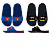 Chinelos piscina Batman vs Superman Sortido