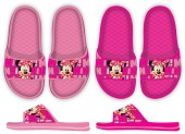 Chinelos piscina Disney Minnie Mouse