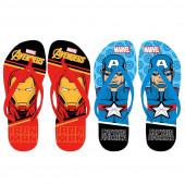 Chinelos Praia Avengers Marvel Sortido