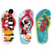 Chinelos Praia Mickey Disney Sortido