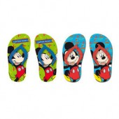 Chinelos praia Mickey One (pack 10 und)