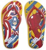 Chinelos praia/piscina Avengers - sortido