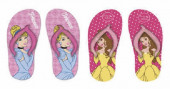 Chinelos Praia Princesas Disney Sortido