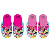 Chinelos quarto Disney Minnie Awesome sortido
