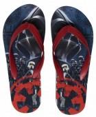 Chinelos vermelhos Flip-Flop dos Star Wars