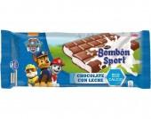 Chocolate Leite Patrulha Pata 125gr