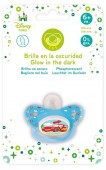 Chucha anatómica silicone Cars -Toddler Round The Block