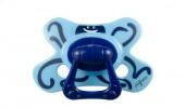Chucha difrax dental +18 - azul