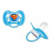 Chucha Silicone Super Homem