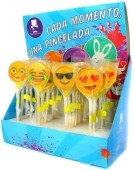 Chupa Chupa Emojis - Sortidos