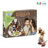 Ciência e Jogo Laboratório de Chocolates