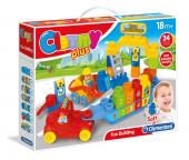Clemmy Plus Construções Divertidas