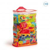 Clemmy Plus Saco 30 blocos