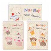 Cobertor Bebé Naf Naf Sweet Dreams