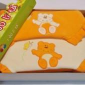 Cobertor Bebé Ursinho Sortido