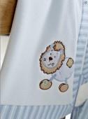 Cobertor Bordado Bebé Bargain