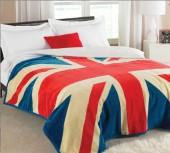 Cobertor Cama Casal Bandeira