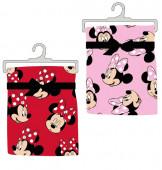Cobertor de flanela Minnie Disney sortido