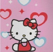 Cobertor R. Hello Kitty 160x230