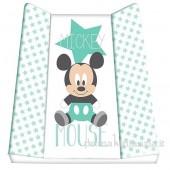 Colchão Muda Fraldas Mickey Bebé
