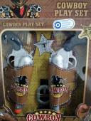 Coldres + Pistolas de Cowboy com som