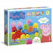 Combóio Soft Blocks Porquinha Peppa