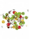 Confetis Angry Birds