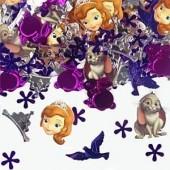 Confetis Disney Princesa Sofia