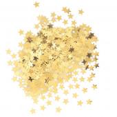Confettis Estrela Dourados