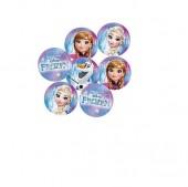 Confettis Frozen Disney