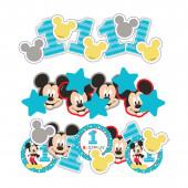 Confettis Mickey Mouse 1ºAniversário