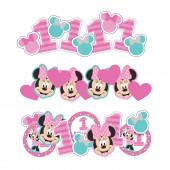 Confettis Minnie Mouse 1ºAniversário