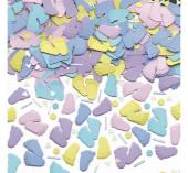 Confettis Pés de Bebé