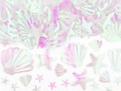 Confettis Sereia Iridescentes