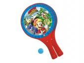 Conj Raquete e Bola Mickey