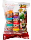 Conjunto 10 Potes Plasticina Toy Story